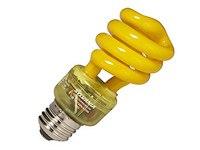 A bug lightbulb.