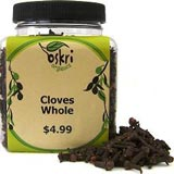 A jar of Whole Cloves.
