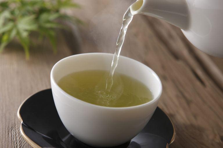 green tea fat reduce