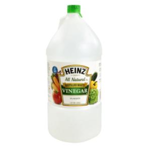 home remedy bleach stain