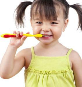 kids stain teeth